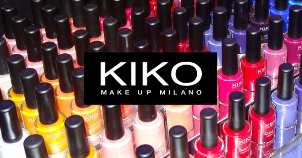 ouvrir une franchise de maquillage kiko make up milano